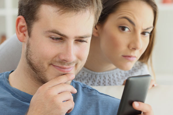 Find out whose number is this that partner is constantly texting