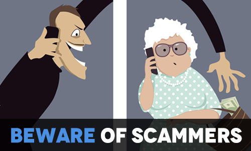 Beware of these Indian scammer phone numbers - Updated 2019
