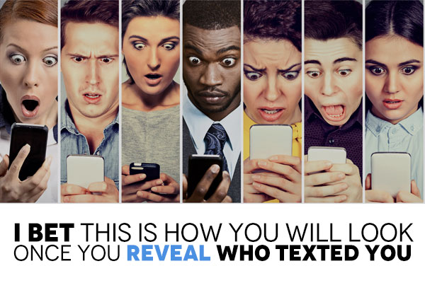 Reveal identity with who texted me tool and be shocked