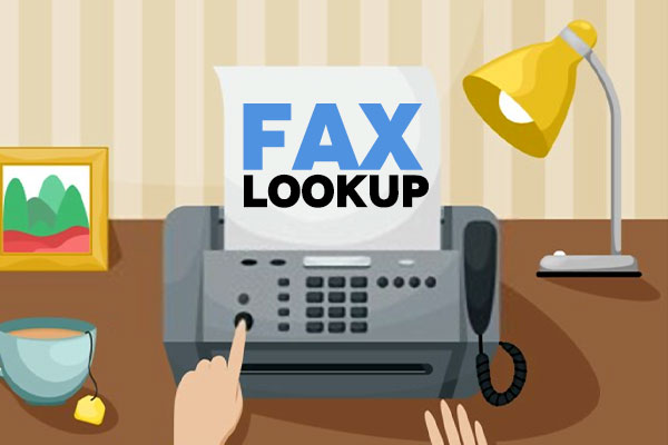 Why use reverse fax number lookup
