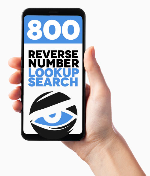 800 number lookup